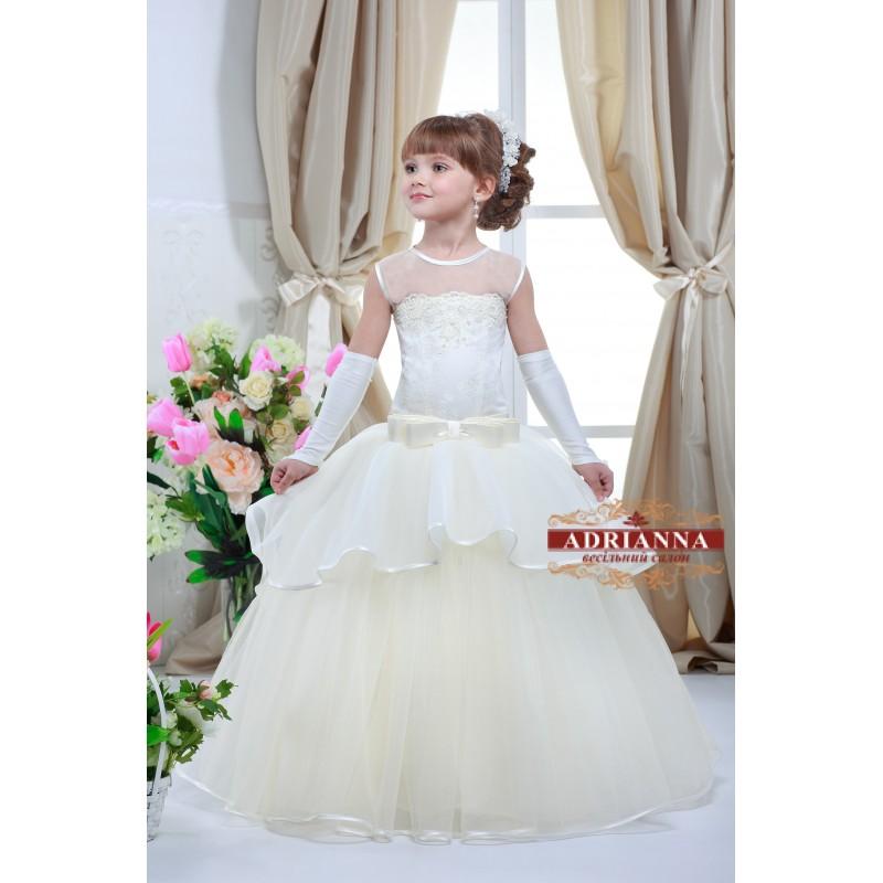 Дитячі плаття 3005