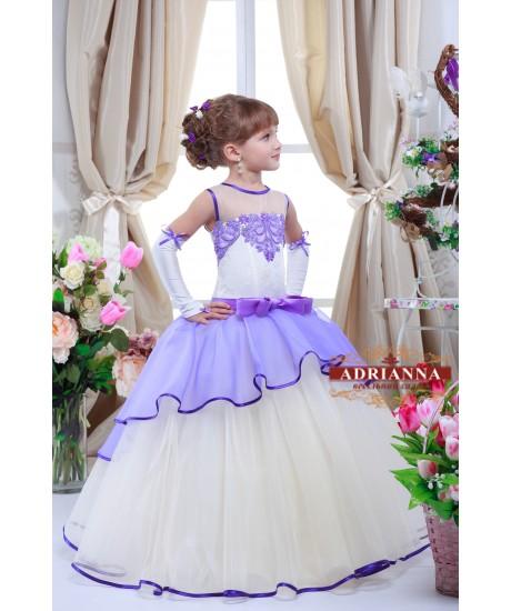 Дитячі плаття 3006