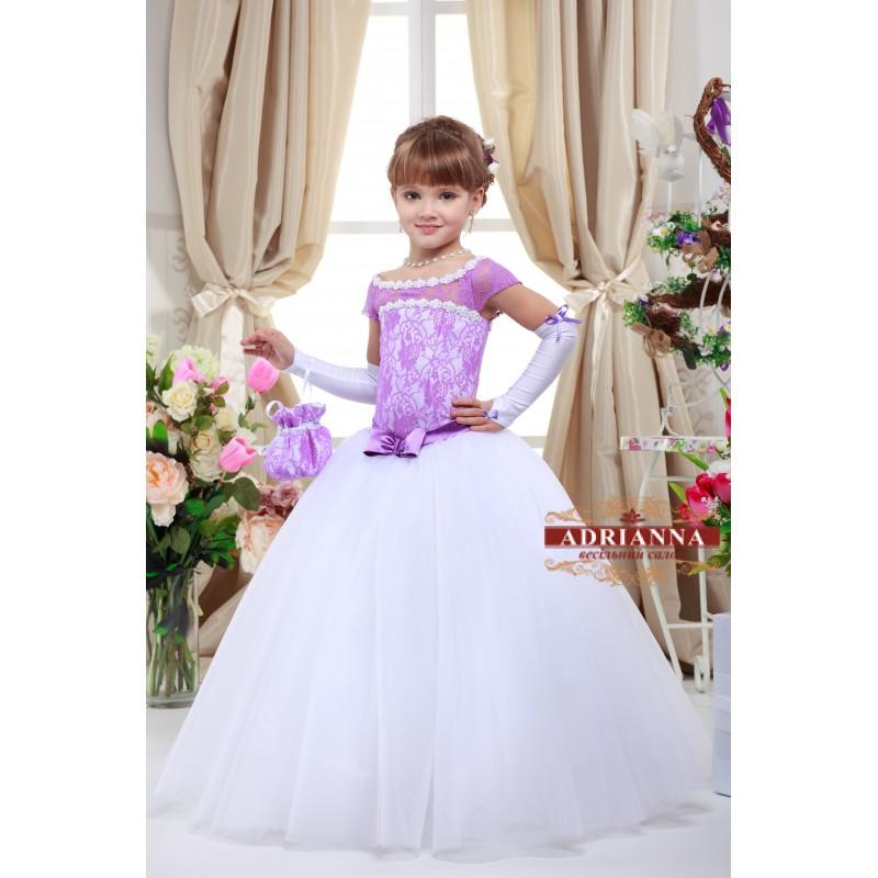 Дитячі плаття 3007