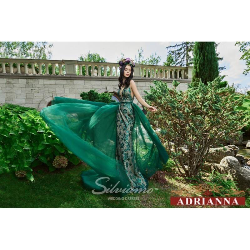 Вечірнє плаття Silviamo V-171