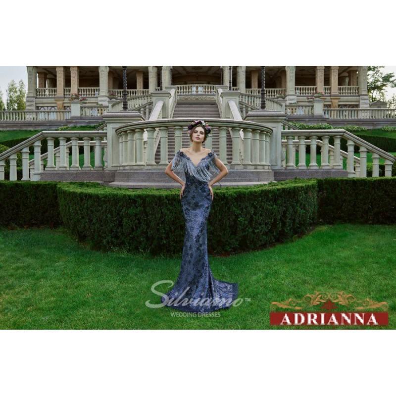 Вечірнє плаття Silviamo V-174